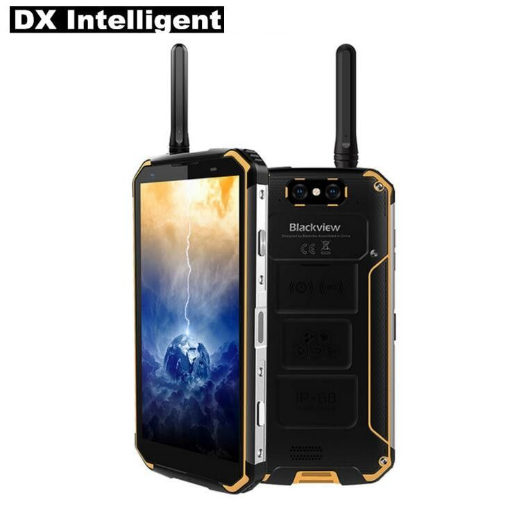 Blackview BV9500 Pro 5.7 Inch IP68 IP69K Waterproof Helio P23 MT6763T Octa-Core SmartPhone 6GB+128GB Android 8.1 Wireless charge