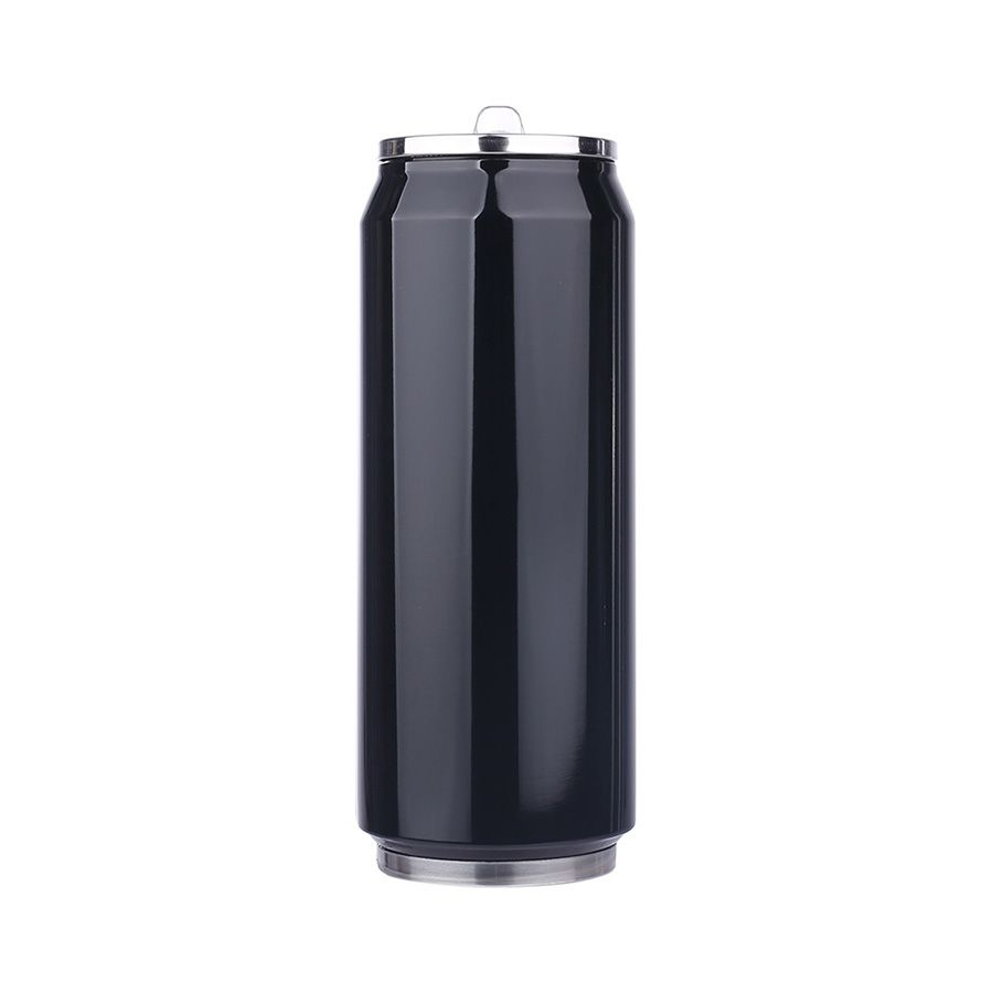 ElaTany Cans Thermos With Straw Stainless Steel insulated Thermol Water Bottle coffee thermos vacuum flask mug garrafa termica
