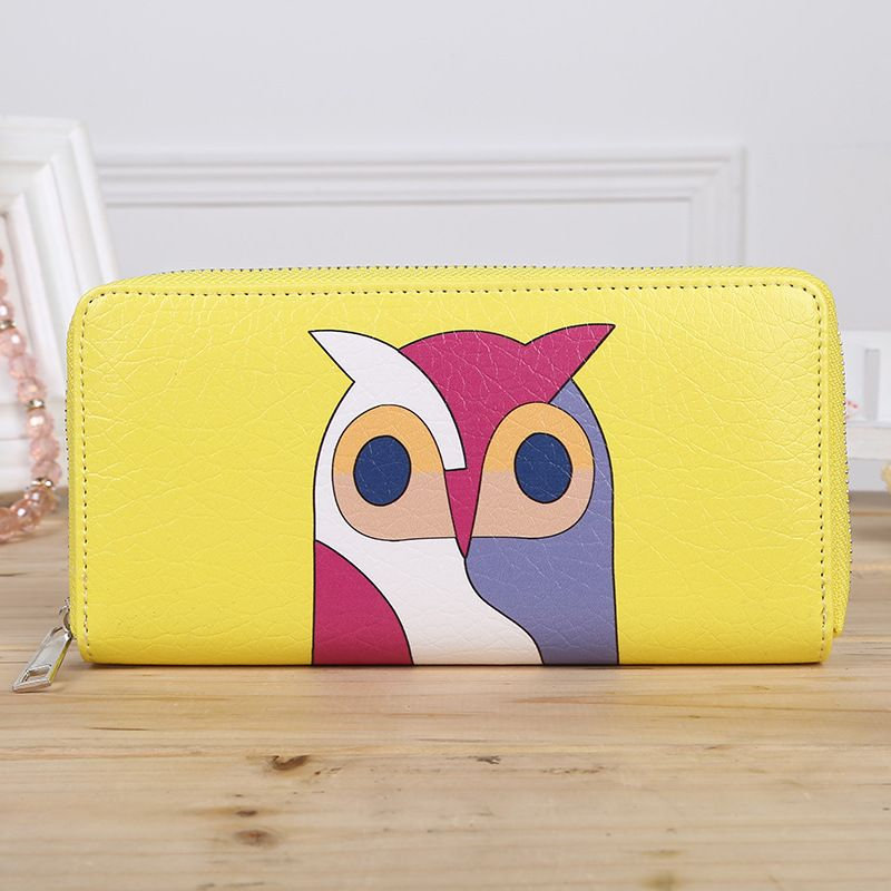 Brand Design New Women Wallets Vintage Famous Brands Woman Portfolio Purse Long Female Wallet Ladies Wristlet Clutch Hand Bag