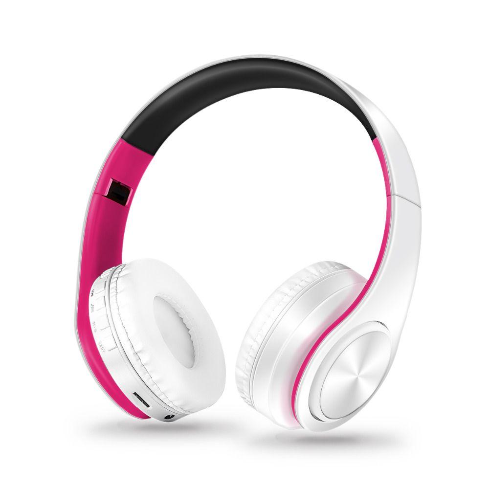 headphones Bluetooth Headset earphone <font><b>Wireless</b></font> Headphones Stereo Foldable Sport Earphone Microphone headset Handfree MP3 player