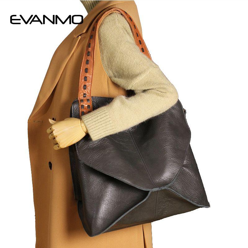 2018 New <font><b>Arrived</b></font> Summer Bags 100% Genuine Leather Handbags Large Capacity Hot Design Women Bags Multifunction Shoulder Bag