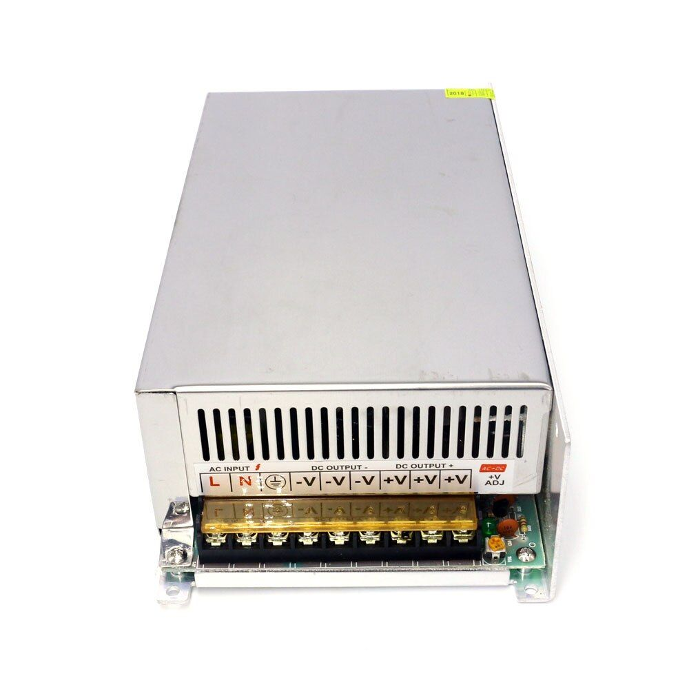 High-power Industrial Switching Power Supply AC 110V 220V to DC 24V 25A 600W LED Power Supply
