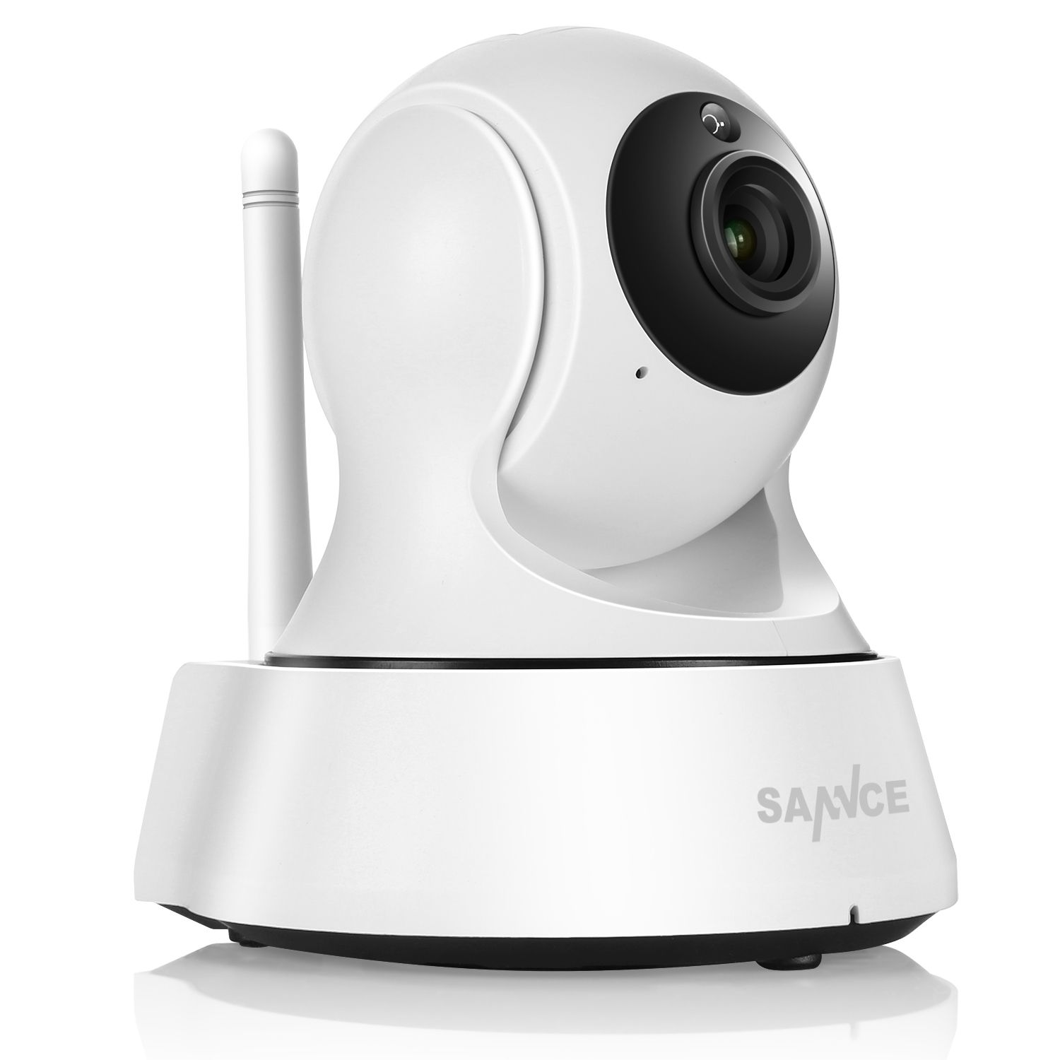 SANNCE Home Security IP Camera Wi-Fi <font><b>Wireless</b></font> Mini Network Camera Surveillance Wifi 720P Night Vision CCTV Camera Baby Monitor