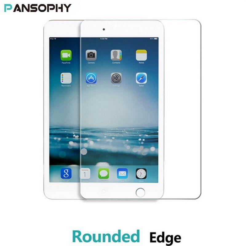 Explosionsgeschützte Klar Displayschutzfolie Für iPad 2 Air Gehärtetes Glas für Neue iPad 2017 ipad Pro 9,7 zoll Displayschutzfolie