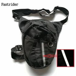 2018 Motorcycle Funny Drop Belt Pouch Fanny Pack Waist bag Belt Packs Nylon Waist Packs Leg Bag Waterproof Waistpack Wholesale