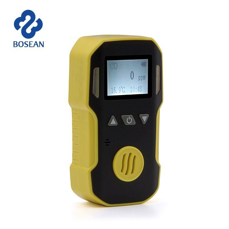 NO2 Gas Detector Nitrogen Dioxide Gas Analyzer with Alarm System Gas Leak Detector Portable NO2 Industrial Gas Monitor Sensor