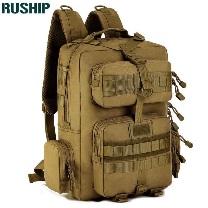 waterproof Nylon 1000D Designer Military Assault Molle Backpack Daypack Riding Travel Famous Famous Laptop Bag Rucksack Knapsack