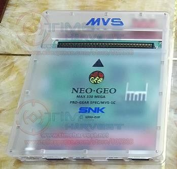 NEW JAMMA CBOX MVS SNK NEOGEO MVS-1C to 15P SNK Joypad SS Gamepad For 161 Game Cartridge (Clear instock other available 20 days)