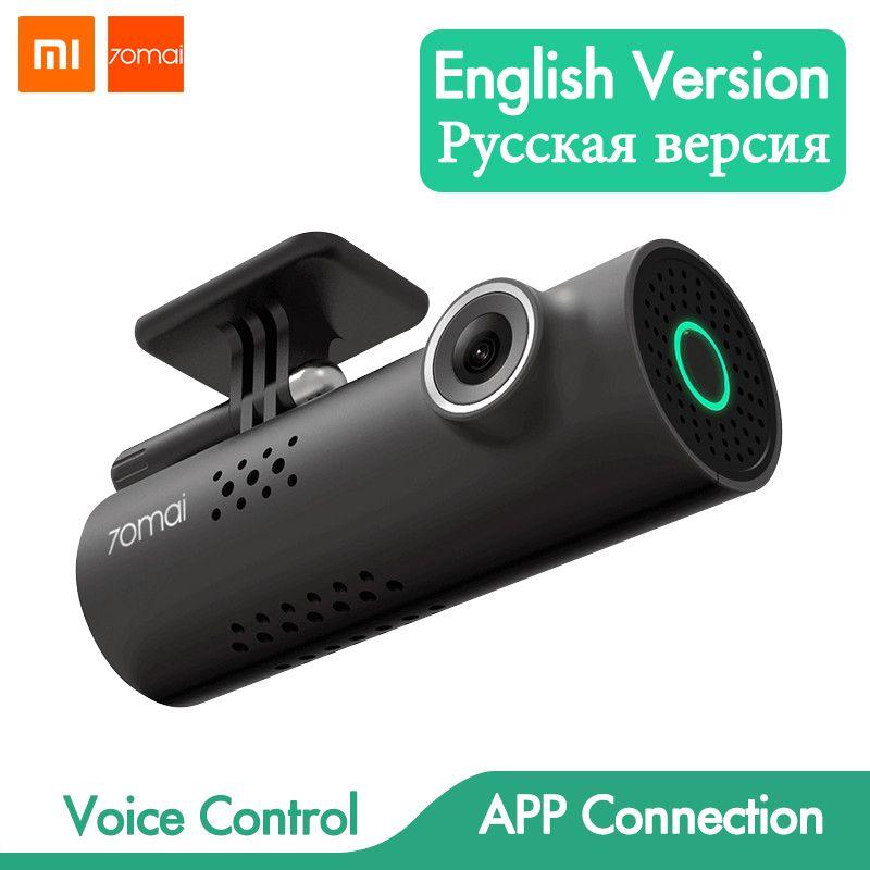 Commande vocale Xiaomi 70mai voiture DVR caméra Full HD 1080P Dash Cam voiture caméra Wifi Vision nocturne 130 grand Angle Auto enregistreur vidéo