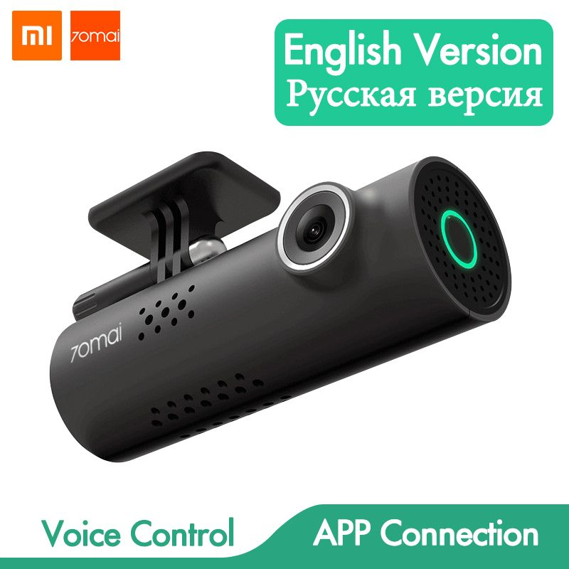 Voice Control Xiaomi 70mai Car DVR Camera Full HD 1080P Dash Cam Car Camera Wifi Night Vision 130 Wide Angle Auto Video Recorder