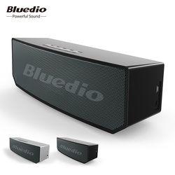Bluedio BS-5 Mini Bluetooth lautsprecher Tragbare Drahtlose lautsprecher Sound System 3D stereo Musik surround für handys