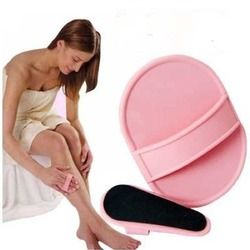 Mode Pas Cher Jambe de massage outils pad jambe masseur Épilation outils Lisse Jambes Soins de La Peau Propre Tapis Portable Cheveux Remover ensemble