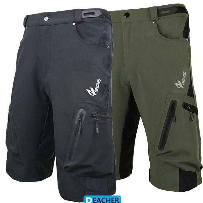mens cycling bike bicycle ridding downhill mountain shorts wear sportswear short bike outdoor running trousers Lycra