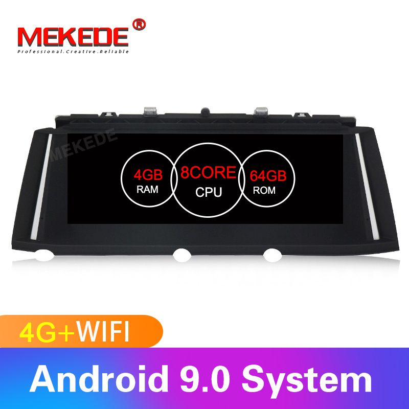 Mekede 8core android auto gps dvd player für BMW 7 serie F01 F02 Original auto CIC NBT system Auto gps navi mit 4G wifi BT