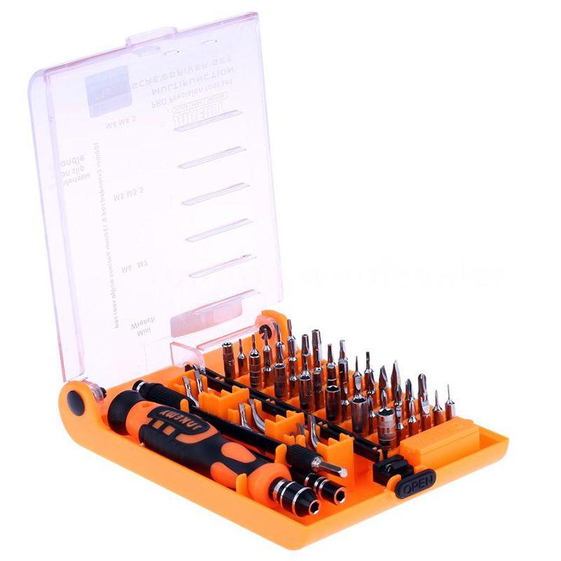 NFLC-JAKEMY JM-8150 52in1 Präzise Schraubendreher-set Reparatur Tools Kit für Handys PC