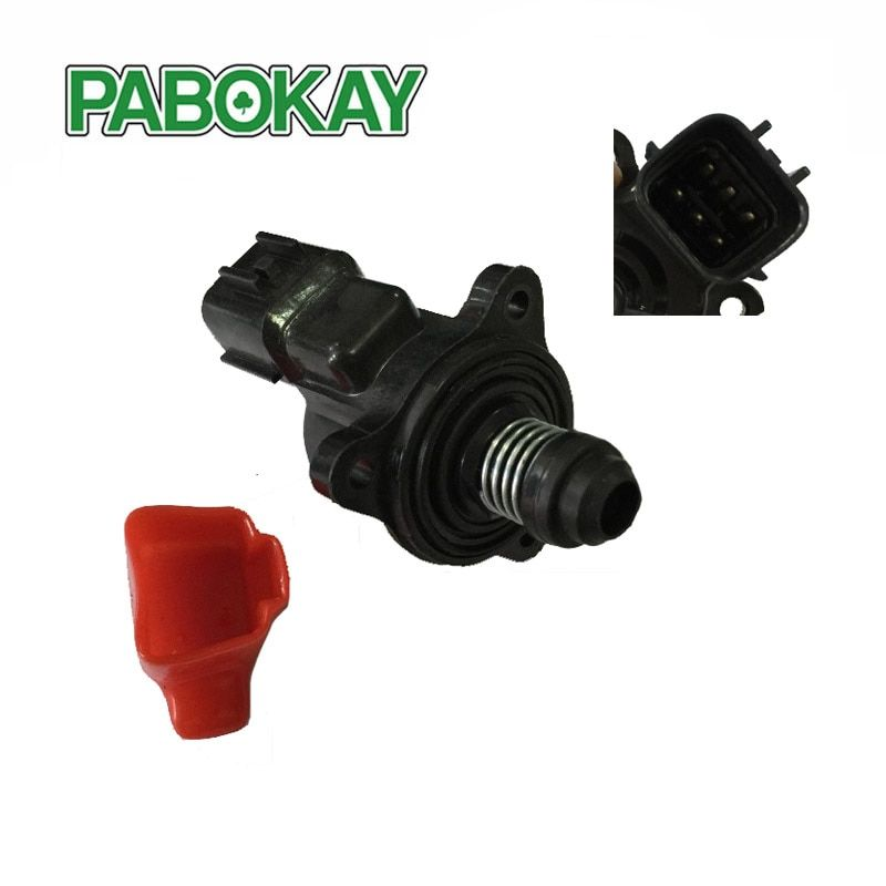 FS For CHRYSLER DODGE MITSUBISHI Idle Air Control Valve MD613992 61141014 1450A132 WITH O-RING SEAL