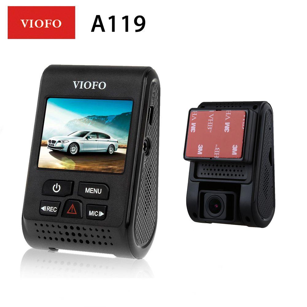 VIOFO Upgrated A119 V2 Car DVR 2.0