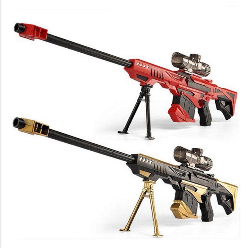 2017Rifle soft bullet cs gun plastic toys sniper rifle pistol water paintball gun outdoor toys paintball elite air soft gun toys