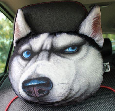 30*30cm appui-tête chat chien forme canapé coussin jouet poupée voiture voyage appui-tête cadeau anniversaire mariage maison chaise oreiller tête repos