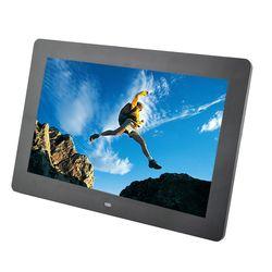 10 inch TFT Screen LED Backlight HD Digital Photo Frame Electronic Album Picture Music MP3 Video MP4 Porta Retrato Digit