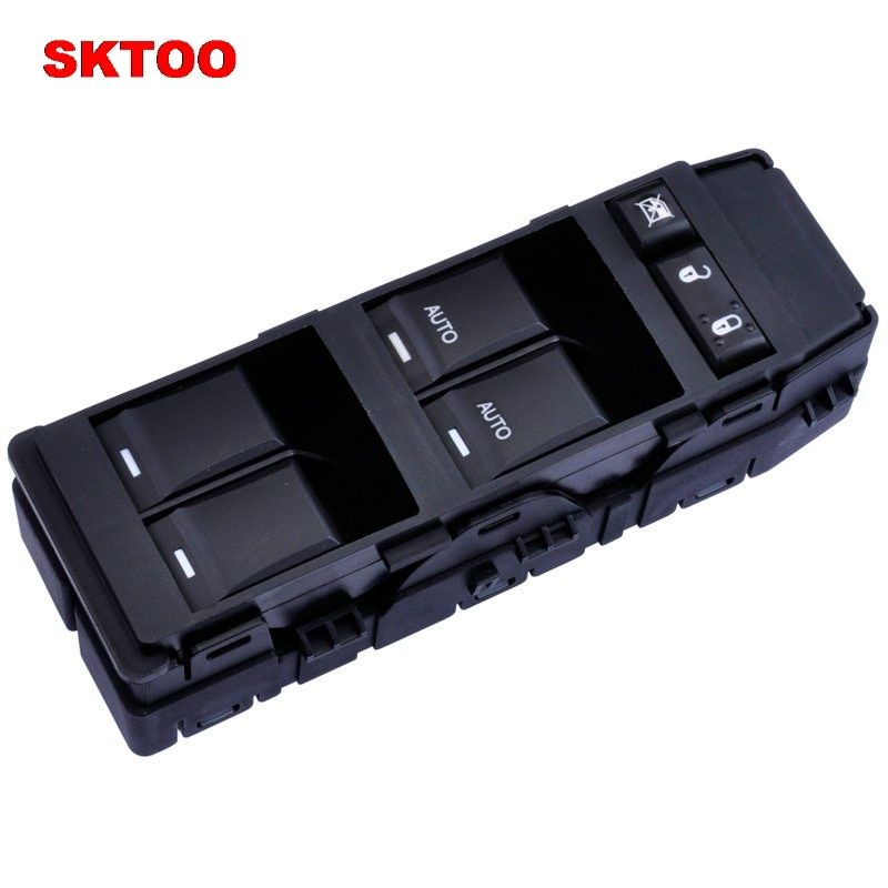 SKTOO Master Power Front Window Lifter Switch For Chrysler200 300 Dodge Avenger Durango Jeep Grand Cherokee Commander 04602781AA