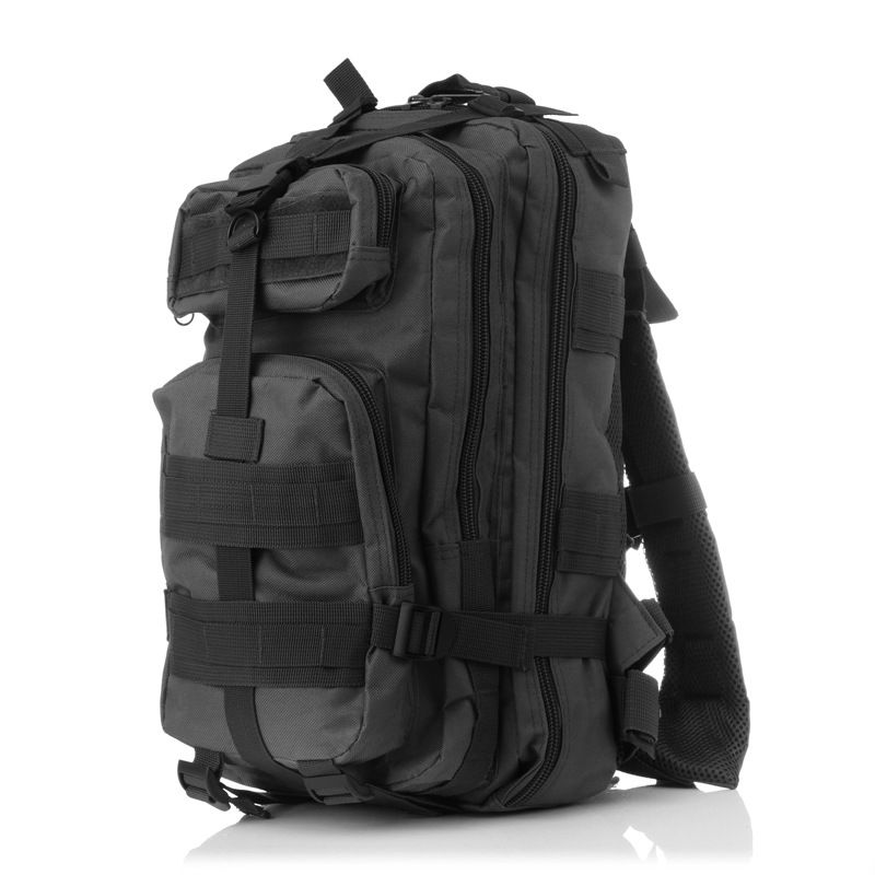 Outdoor Sport Fishing Bag 44*25*25cm Military Tactical Backpack For Camping Fishing Hiking Bag Trekking Rucksacks mochila pesca