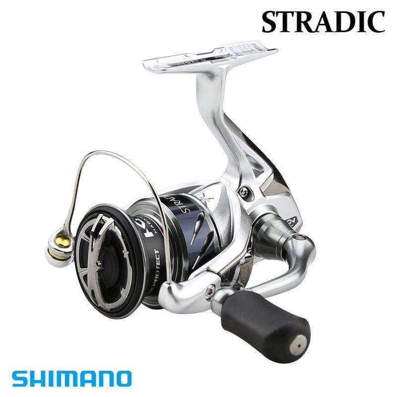 Original Shimano Stradic FK 1000HG 2500HG C3000HG 4000XG C5000XGFK Spinning Fishing Reel Saltwater 6+1BB