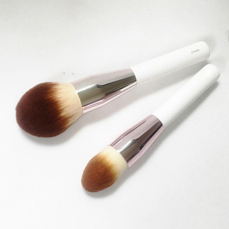 LM La Poudre/Fondation Brosse-Luxueusement Grande Poudre/Bronzer Couverture Complète Liquide Crème Beauté Maquillage Blender Applicateur