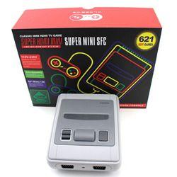 621 Jeux Rétro Enfance Mini Classique 4 K TV HDMI 8 Bits du Jeu Vidéo Console De Jeu Portable Lecteur