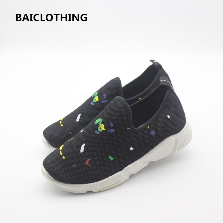 BAICLOTHING zapatos mujer women fashion sport & outdoor breathable shoes cool lady spring & autumn lace up cloth shoes sapatos