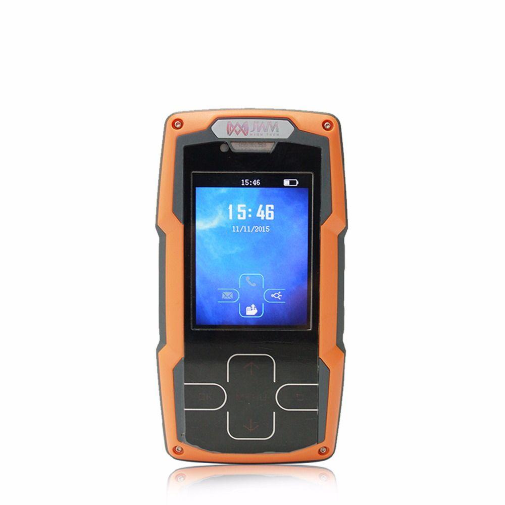 JWM New Product IP67 Camera RFID Guard Tour Patrol System
