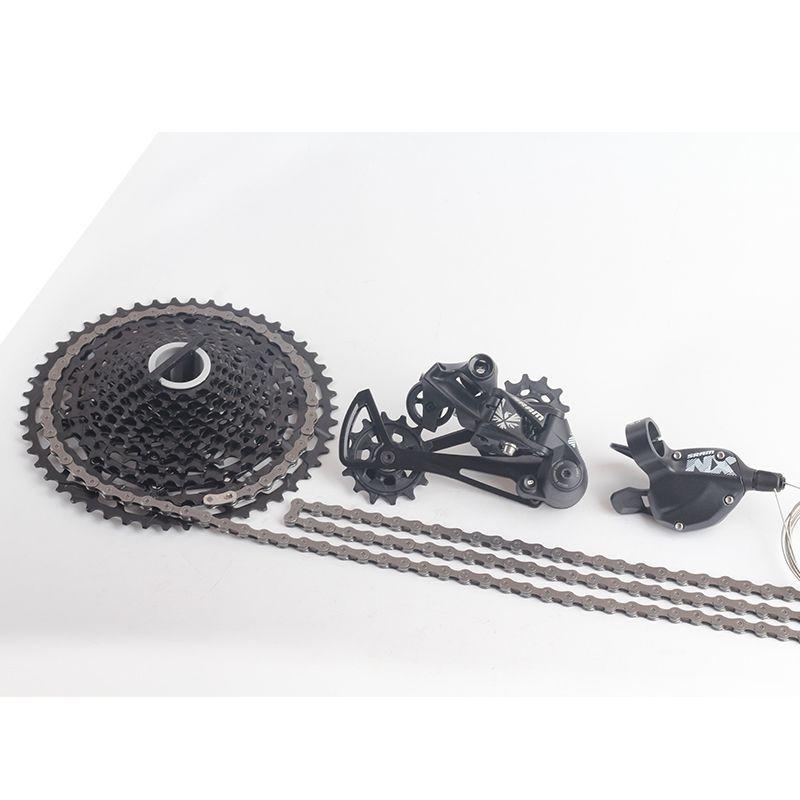SRAM NX ADLER 1x12S 11-50T 12 geschwindigkeit Kleine Groupset Kit Trigger Shifter Schaltwerk kassette Kette MTB Mountian Bike Fahrrad