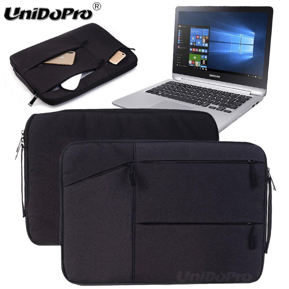 Unidopro Sleeve Briefcase for Samsung Notebook 5 Aktentasche Handbag 15.6