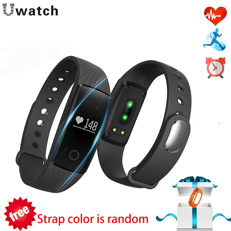 V05C Wristbands Fitness Bracelet Passometer Activity Tracker Fitness Bracelet GPS Android  On Wrist PK ID107 Wristband