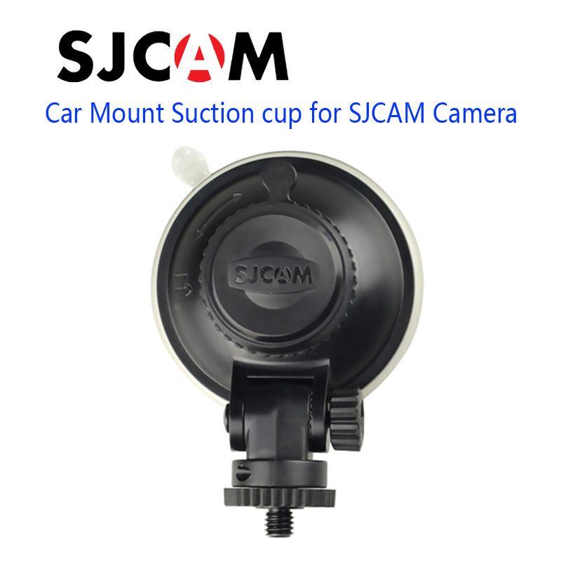 Freies Verschiffen!! SJCAM Zubehör Kfz-halterung saugnapf für SJ4000 SJ5000 M10 Serie SJ6 SJ7 M20 Action Kamera DV