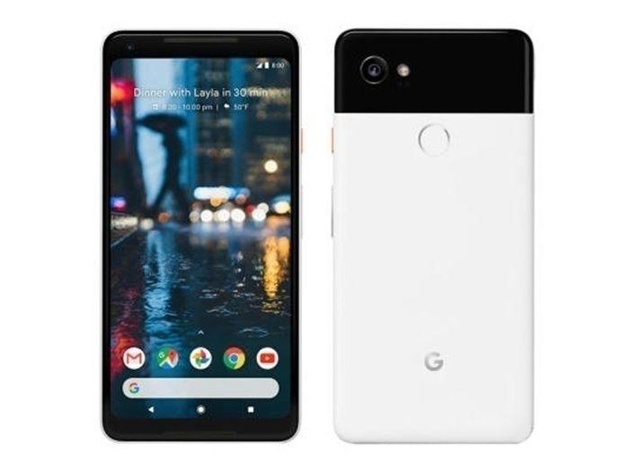 Original Entsperrt EU version Google Pixel 2XL 4G LTE 6,0 inch Android handy Octa Core 4 GB RAM 64 GB/128 GB ROM Einzelne sim Telefon