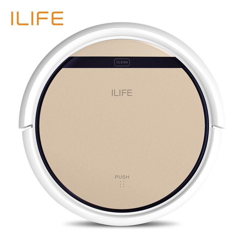ILIFE V5s Pro robot aspirateur sec et humide de nettoyage et auto charge