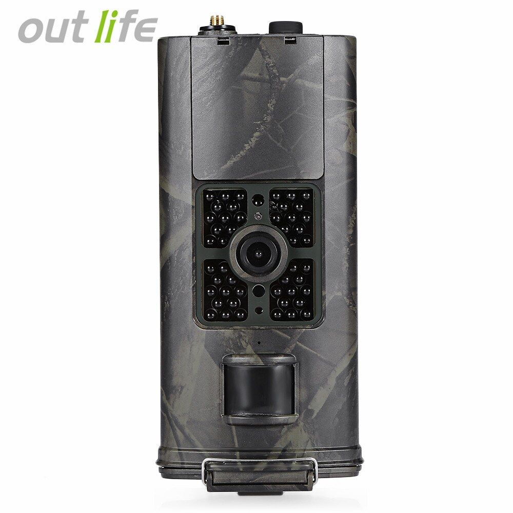 Outlife HC - 700G 3G SMS GSM 16MP 1080P Infrared Night Vision Hunting Camera Wildlife Trail Camera Animal Scouting Device