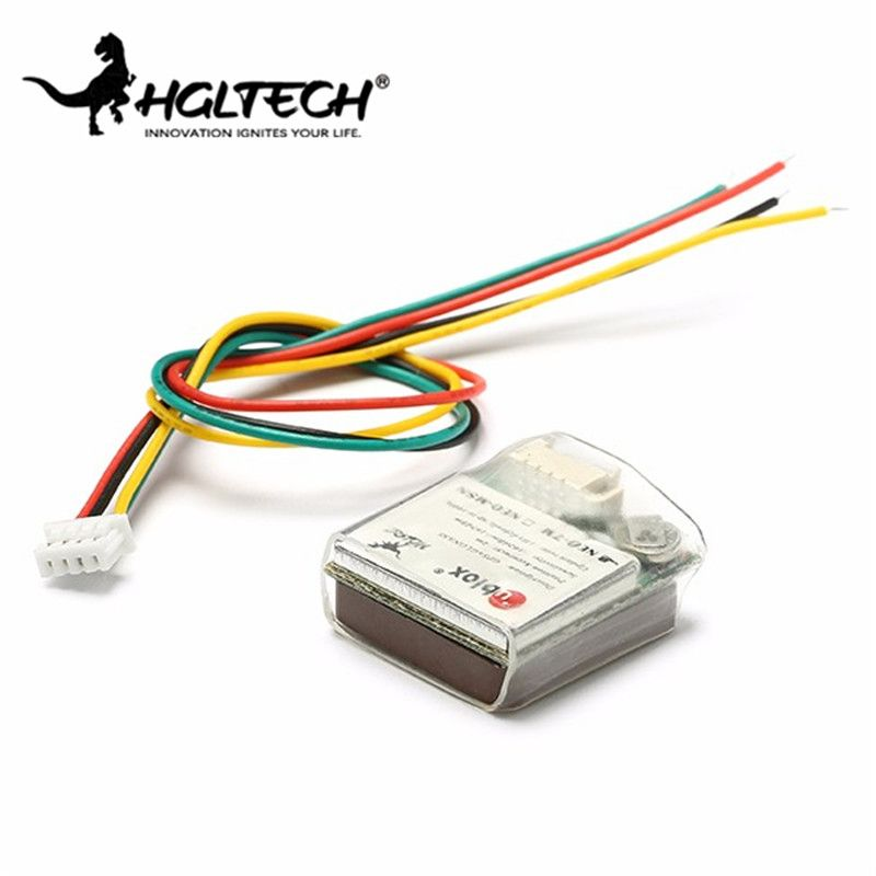 HGLRC 7M/8M Ublox M8N GPS Module For APM Pixhawk CC3D Naze32 F3 Flight Control Controller For RC Camera Drone Accessories Accs