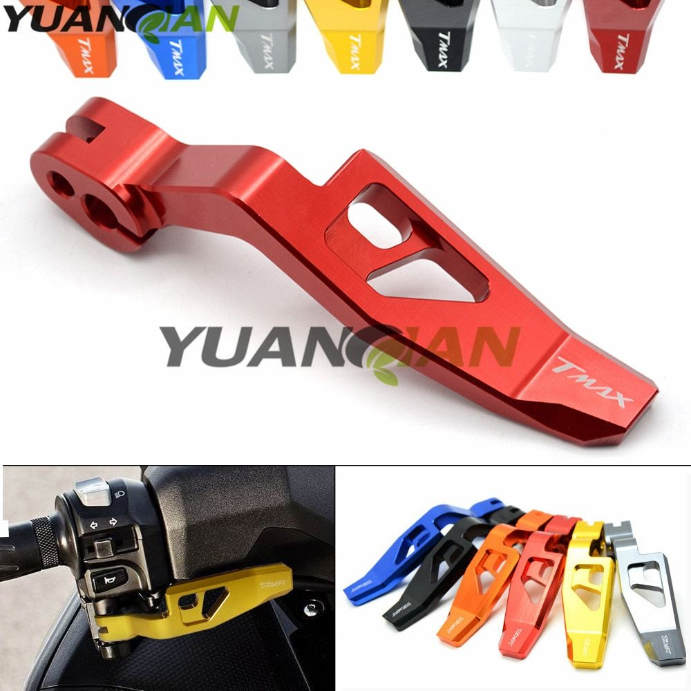 For Yamaha High Quality Motorcycle CNC Aluminum Parking Brake Lever For Yamaha TMAX 500 2008-2011 TMAX 530 2012-2015 XP530