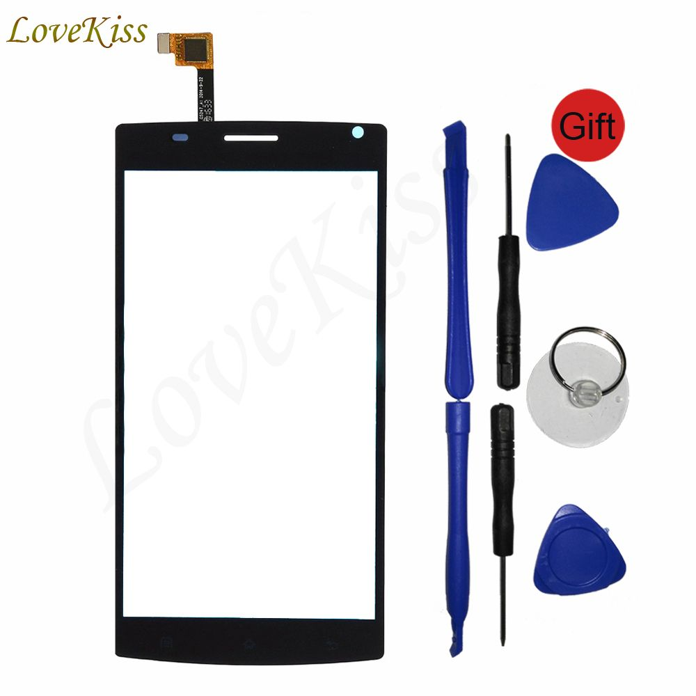 For MegaFon Login Plus Touchpad Megaphone MFLoginPh TOPSUN_G5247_A1 Touch Screen Sensor Front Panel Digitizer LCD Display Glass