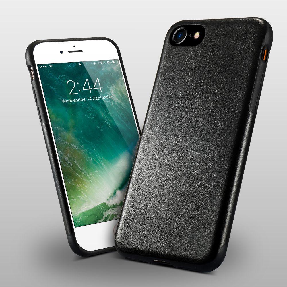FLOVEME Retro Ledertasche Für iPhone 7 6 Crazy Horse Muster Phone Cases Für iPhone 7 6 Plus Cover Schützende Telefon Zubehör