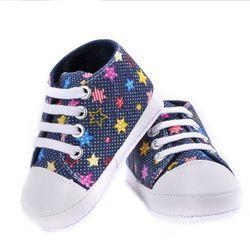 Bebé recién nacido Niños Niñas Zapatos niño del caminante del bebé suave suela cuna casual Zapatos zapatillas unisex 9 colores