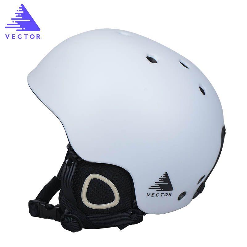 VECTOR Neue Skihelm Männer Frauen Kinder Snowboard Helm PC + EPS Ultralight Hochwertigen Schnee Skating Skateboard Skihelm