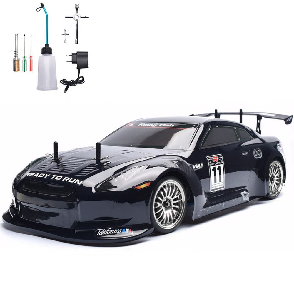 HSP RC Auto 4wd 1:10 Auf Road Touring Racing Zwei Geschwindigkeit Drift Fahrzeug Spielzeug 4x4 Nitro Gas Power hohe Geschwindigkeit Hobby Fernbedienung Auto