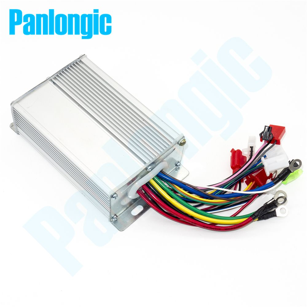 36V/48V 450W Electric Bicycle E-bike Scooter Brushless DC Motor Controller 9 Tubes Free Shipping