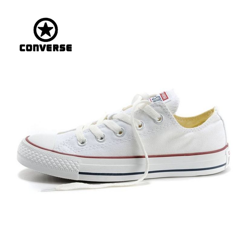 Authentic Converse Classic Breathable Canvas Low Top Skateboarding Shoes Unisex Anti-Slippery Sneakers Men Women New Arrival