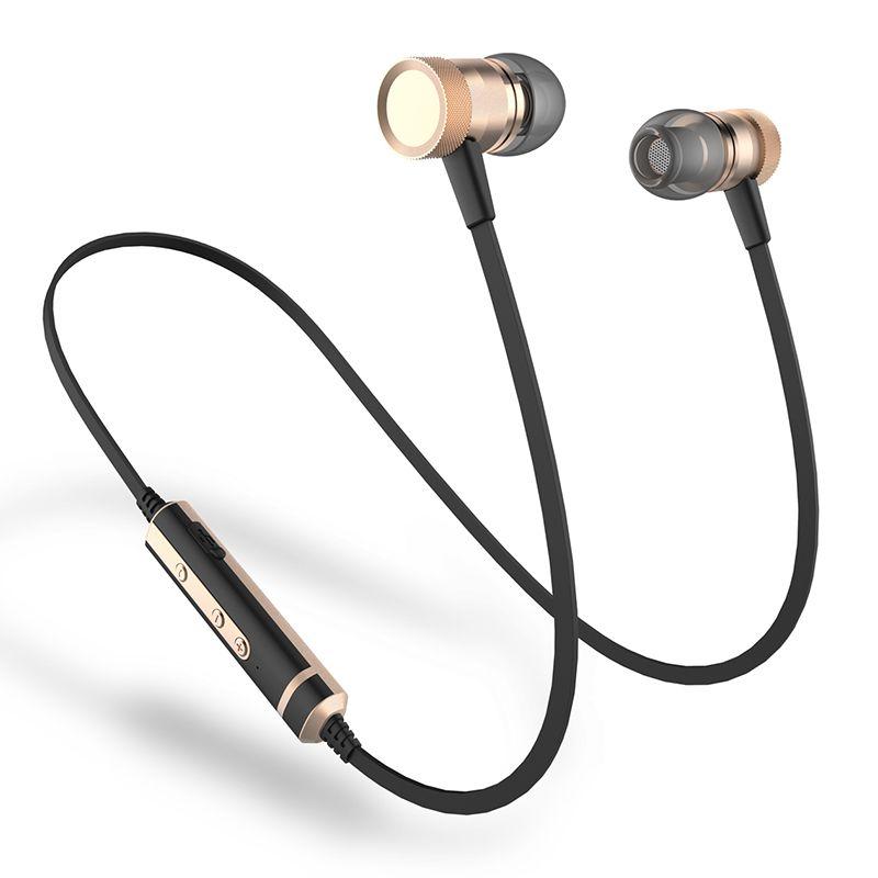 Son Intone H6 Bluetooth écouteurs sport en cours d'exécution casque sans fil avec micro Gym IPX4 écouteurs pour iPhone Huawei Xiaomi Sony