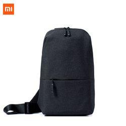 XIAOMI One shoulder bag multifunction 4L fashion brief sport chest bag for men student lightweight portable mijia original