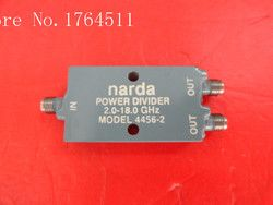 [BELLA] Narda 4456-2 2-18 GHz a dua supply power divider SMA